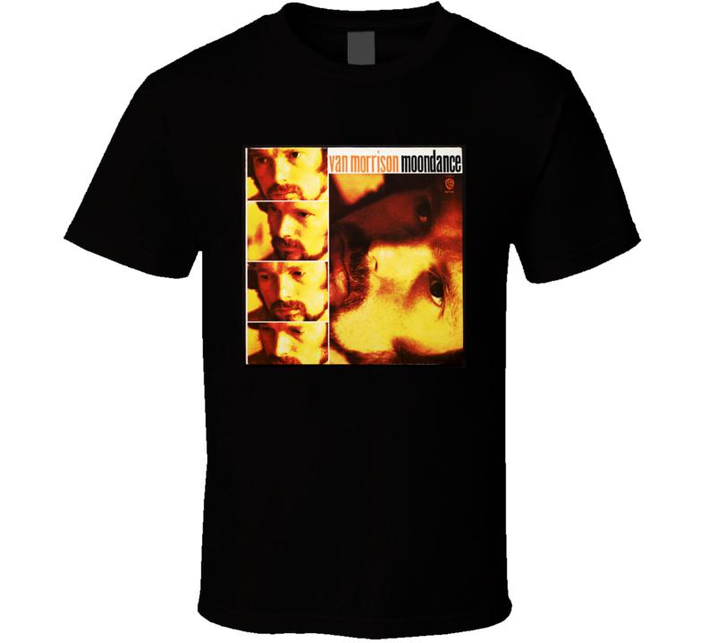 Van Morrison Moondance T Shirt