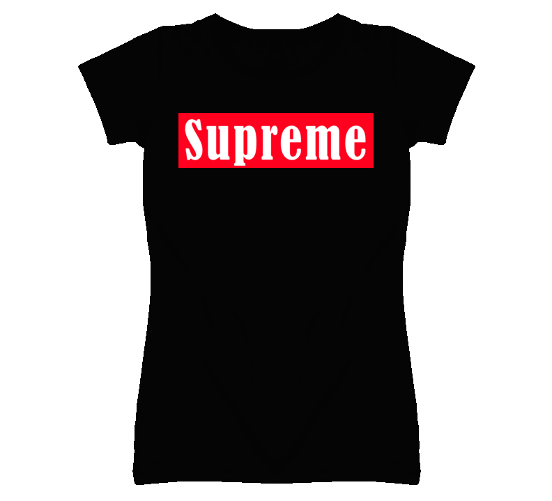 supreme ladies T Shirt