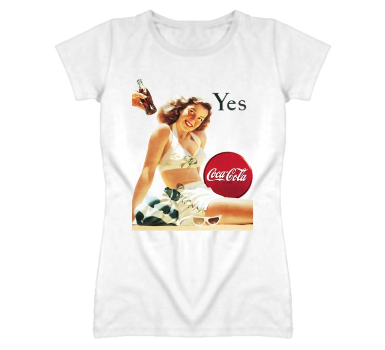 coca cola vintage T Shirt