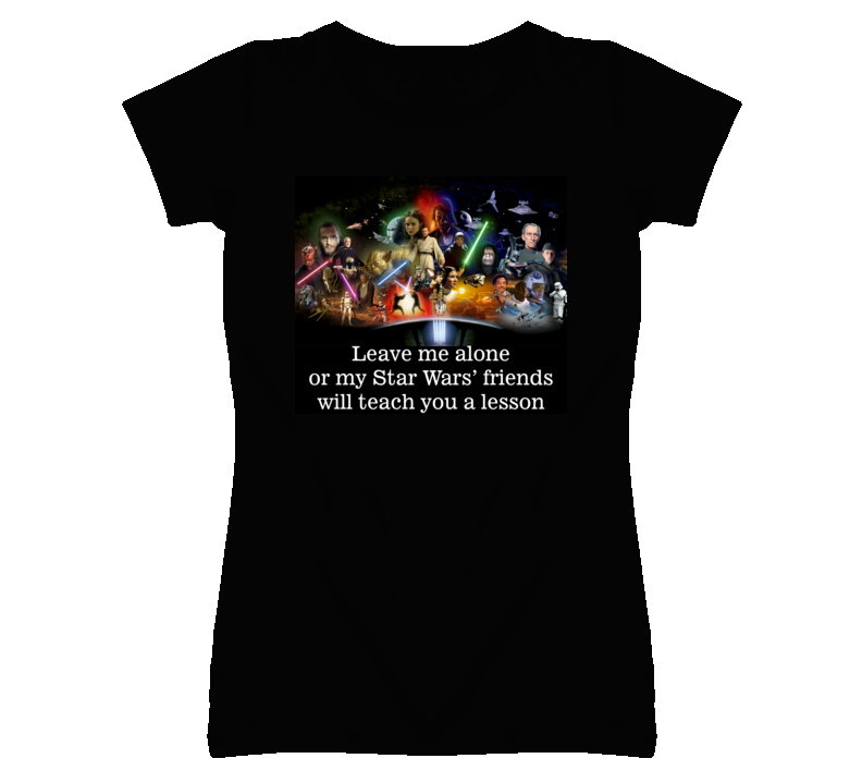 leave me alone star wars T Shirt