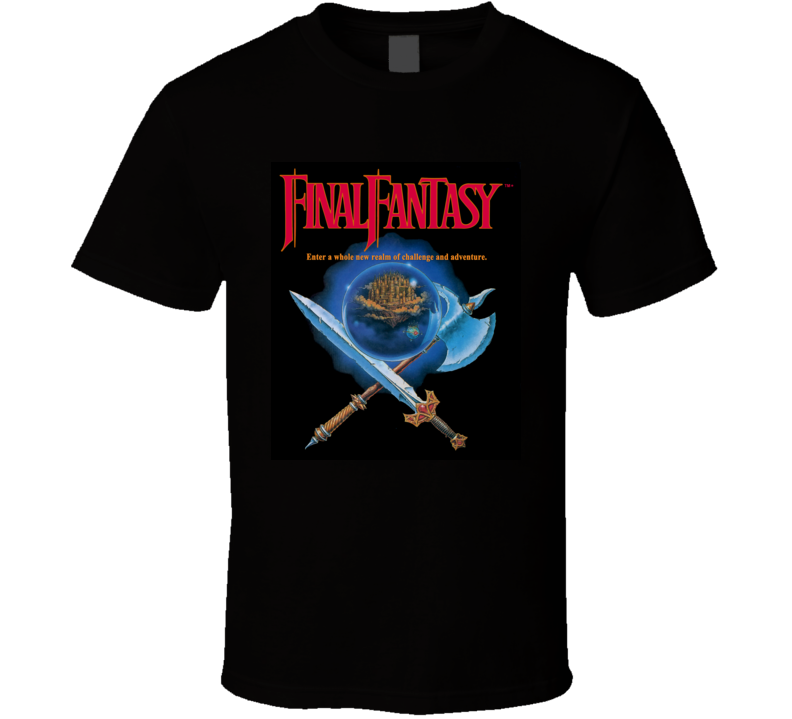 final fantasy 1 ps4 T Shirt