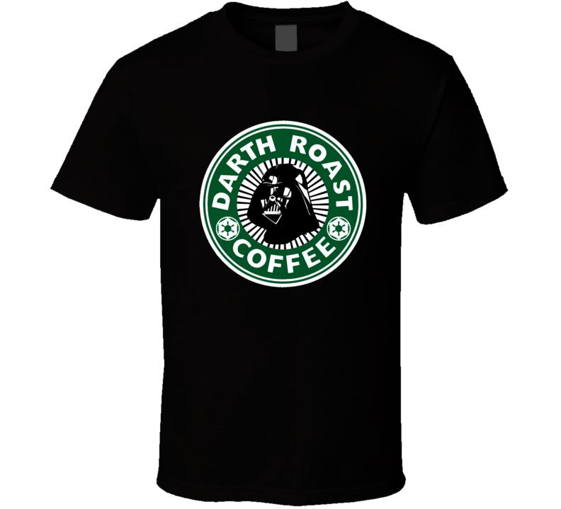 darth roast coffee star wars T Shirt
