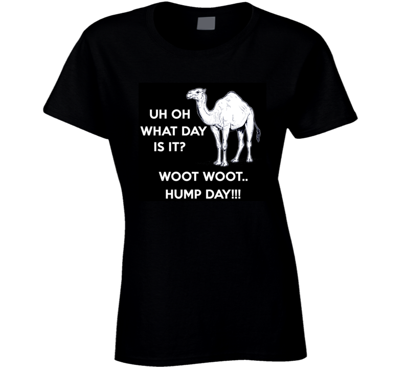 Hump day geico camel Hump day T Shirt