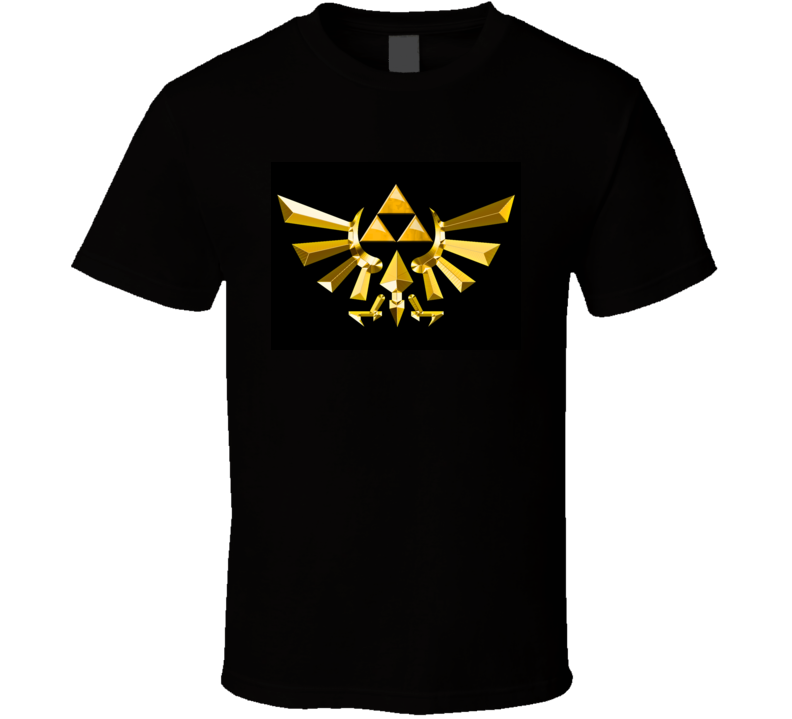 zelda triforce T Shirt
