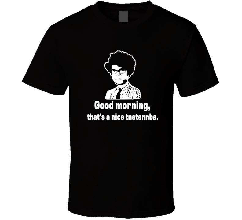 The IT Crowd - Maurice Moss Tnetennba Countdown TV T-shirt
