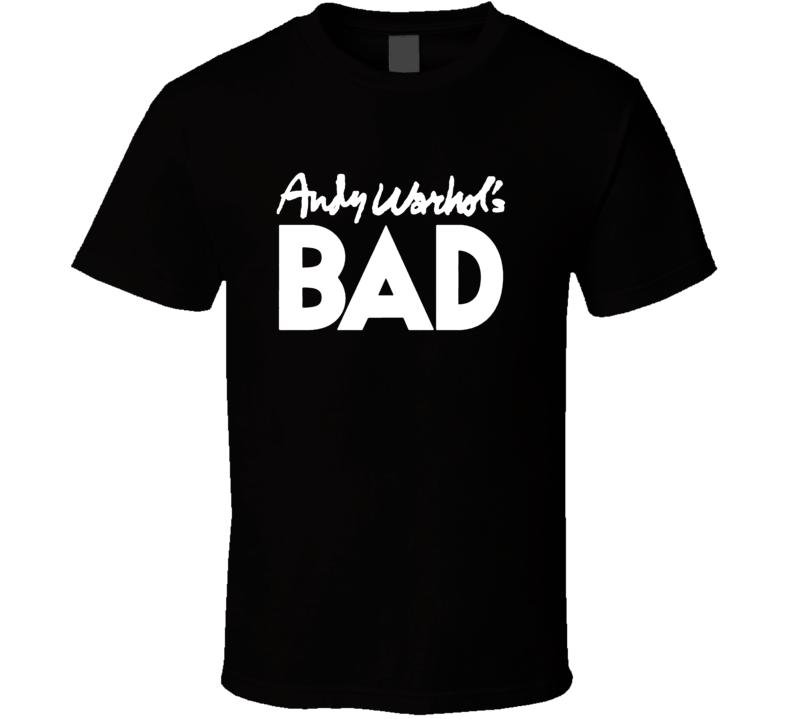 andy warhol bad T Shirt