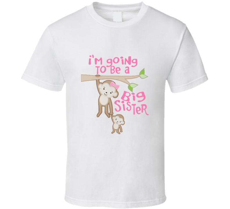 e4aad654088 Big Sister Shirt - Big Sister Gift - Big Sister Announcement Shirt - Big ...