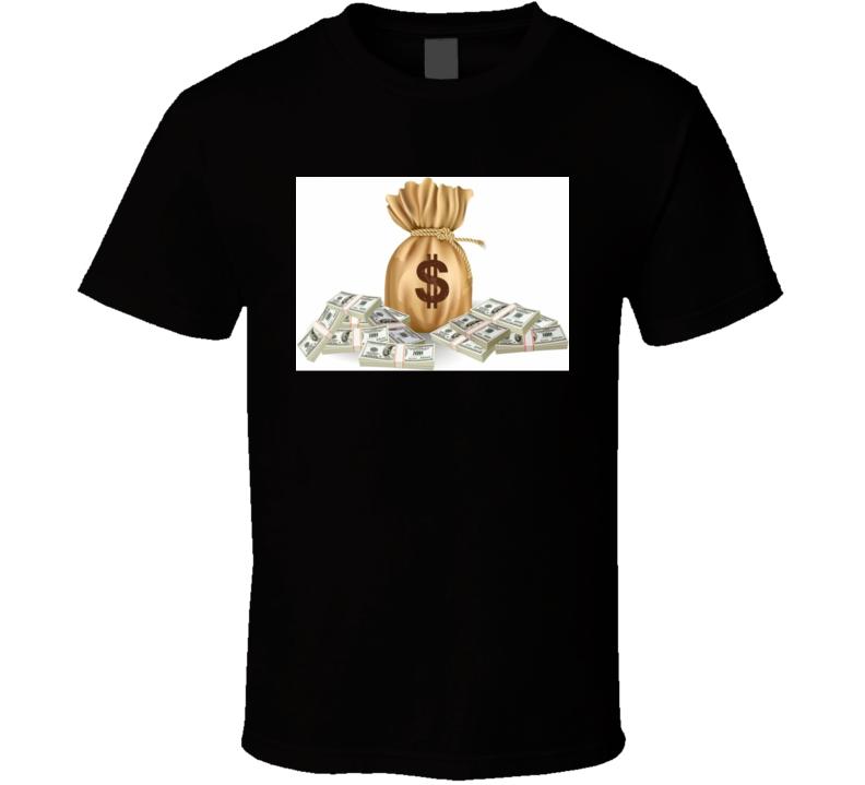 Money Bag T Shirt