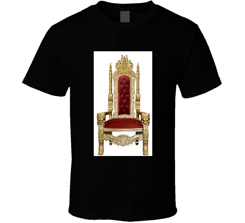 The Throne T Shirt