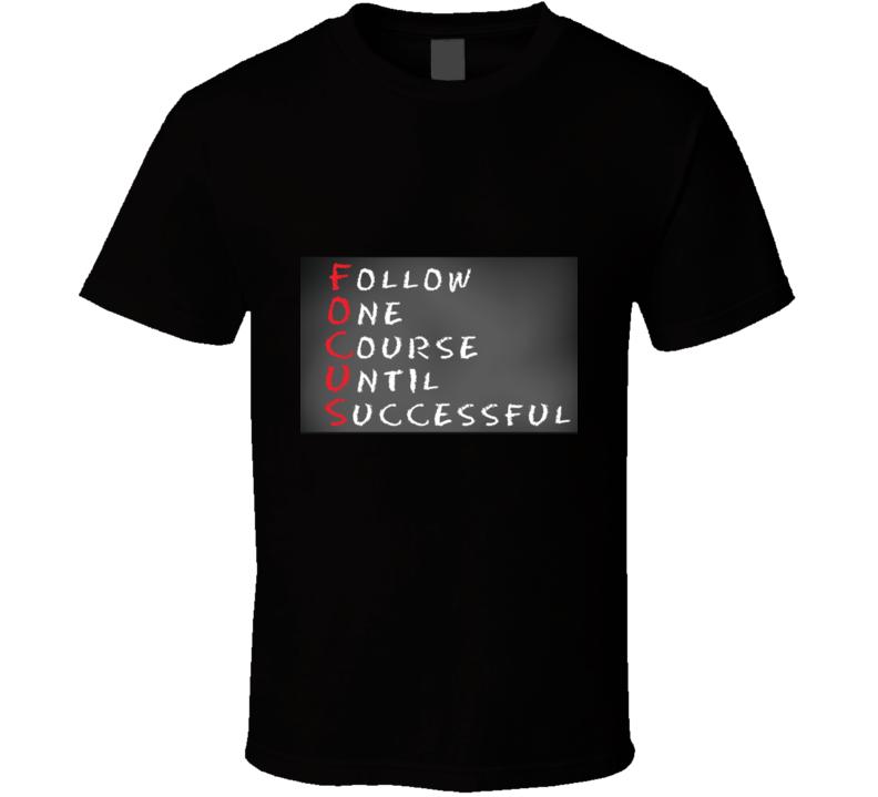 Focus T Shirt