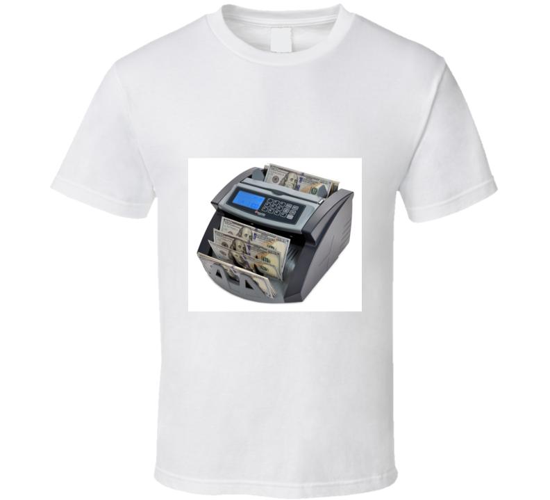 Money Counter T Shirt