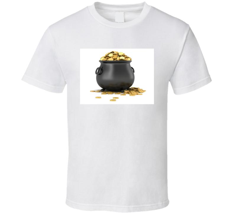 Pot Of Gold T Shirt
