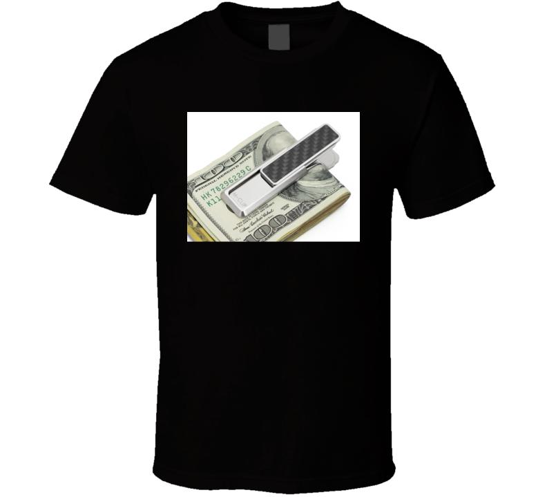 Money Clip T Shirt