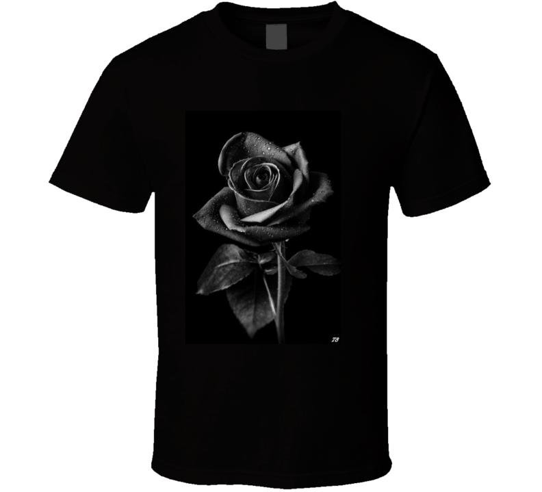 Black Rose T Shirt