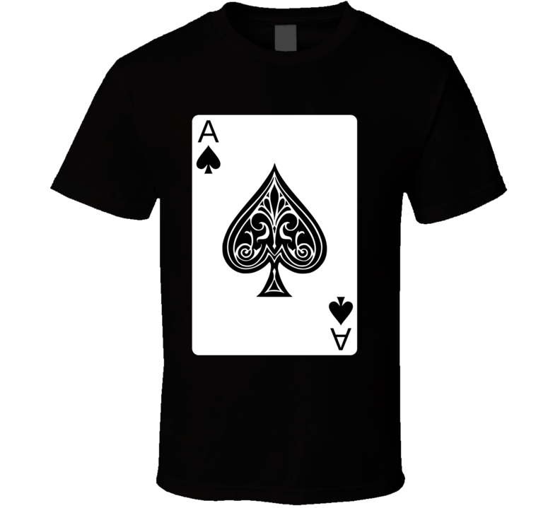 Spade Ace T Shirt