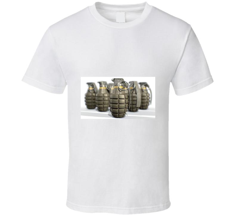 Grenades T Shirt