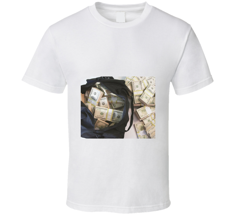 Duffle Bag T Shirt
