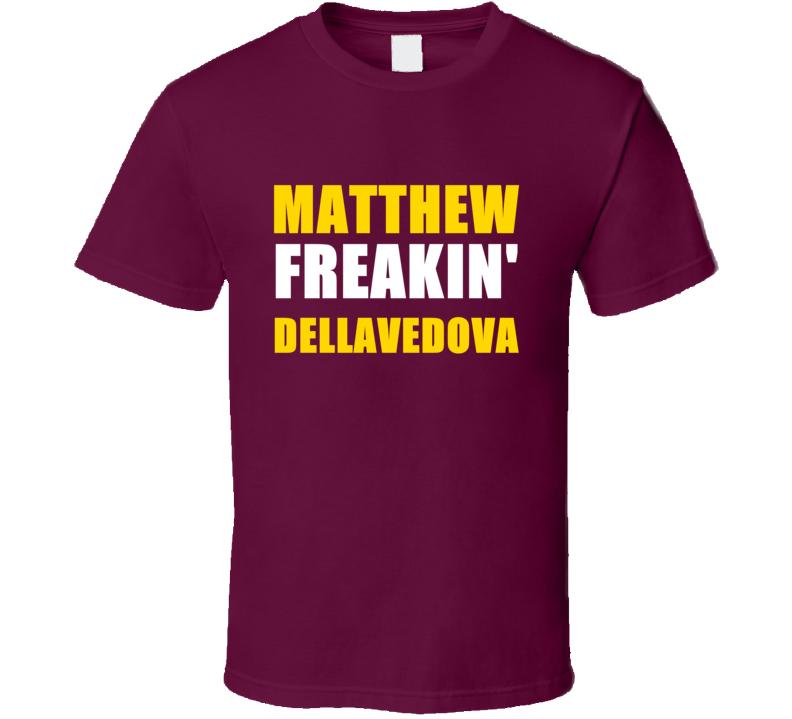 Matthew Dellavedova Freakin Cleveland Sports Basketball T Shirt