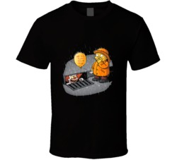 It stephen king krusty ralph the simpsons  T Shirt