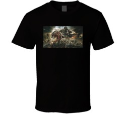 Warhammer 40000 Dawn Of War 3 Game 2017 T Shirt