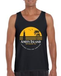 Amity Island Tank Top
