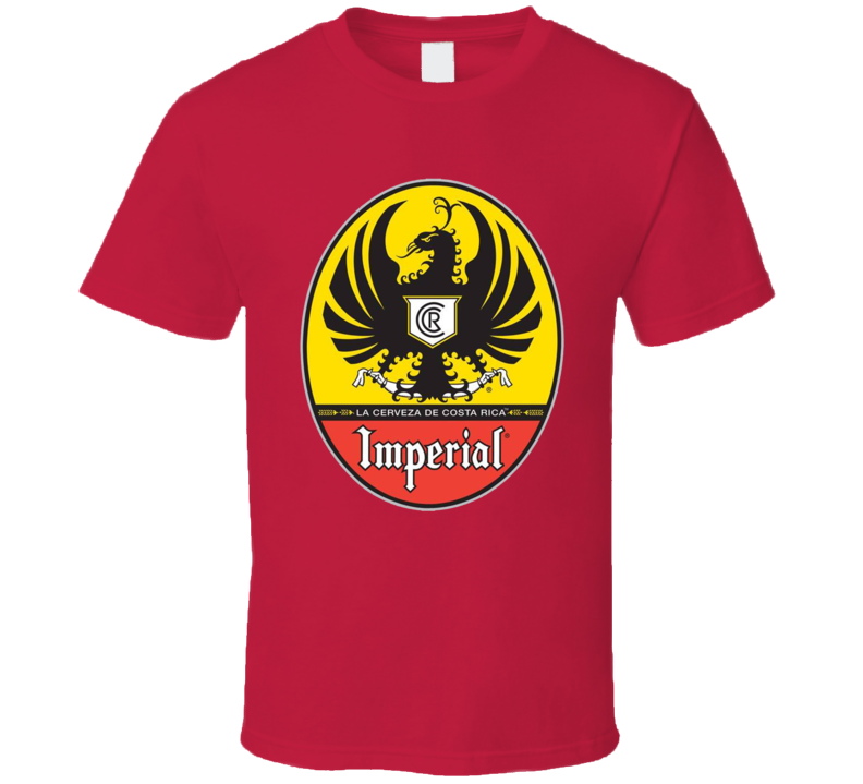 imperial beer lager costa rica T Shirt