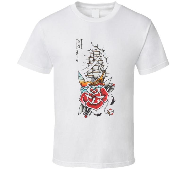 sailor tattoo pirate T Shirt