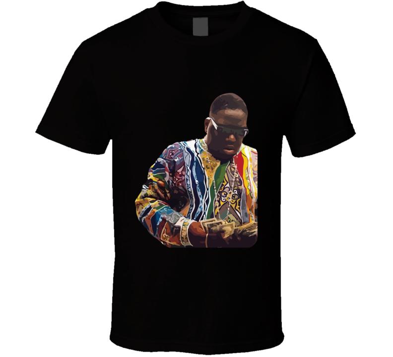 Biggie smalls rapper money T Shirt