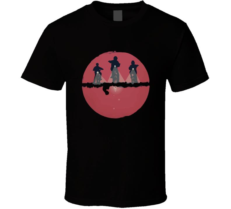 stranger things kids 80's T Shirt