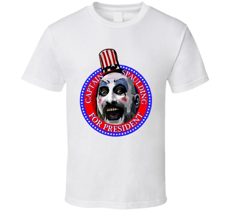 Captain spalding for president T Shirt