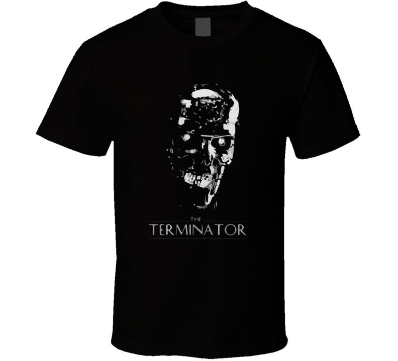 terminator machine arnold movie T Shirt