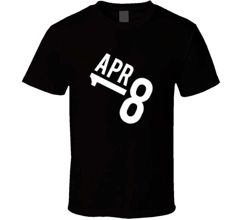 april 18th jim jefferies T Shirt