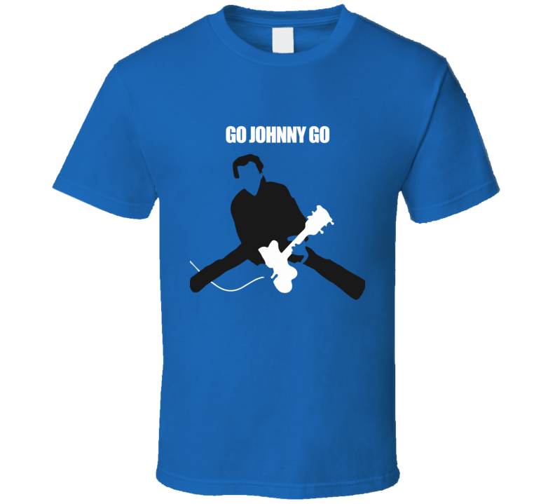 chuck berry johnny be good r.i.p rip T Shirt