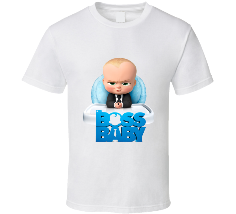 the boss baby alec baldwin T Shirt