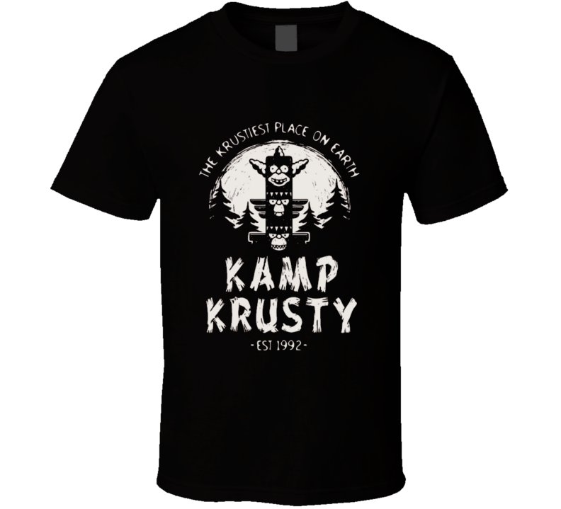kamp krusty the simpsons T Shirt