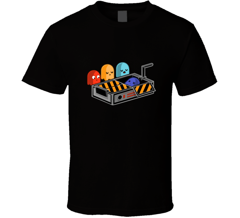 Ghost busters pacman funeral.fgx T Shirt