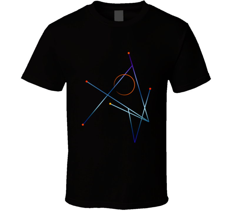 Spacial Geometry T Shirt