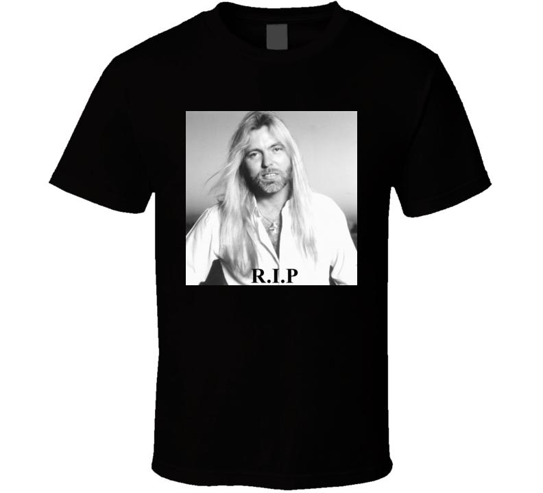 Gregg Allman R.I.P T Shirt