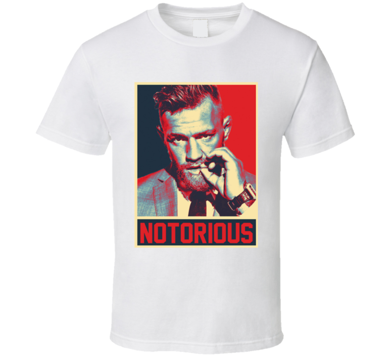 Conor Mcgregor Notorious T Shirt
