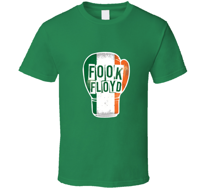 Fook Floyd Mayweather Conor Mcgregor T Shirt