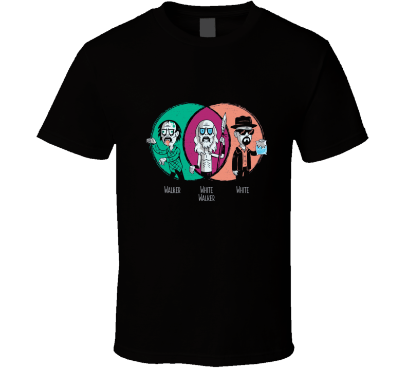 Walter White Walker T Shirt