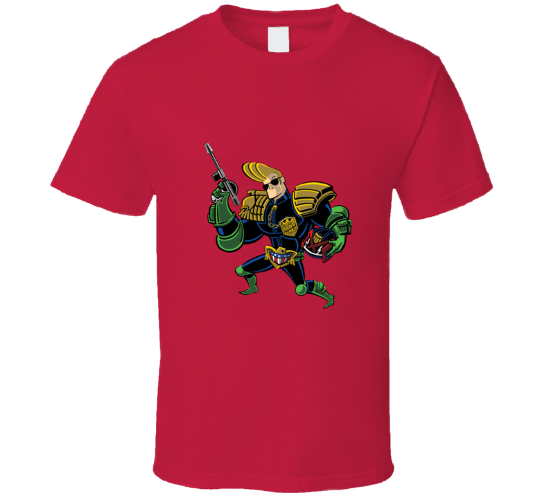 Johny Law T Shirt