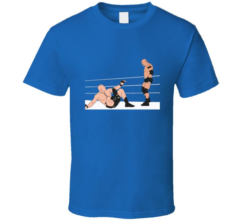 Wrestling Moments 16 - 89 Seconds T Shirt