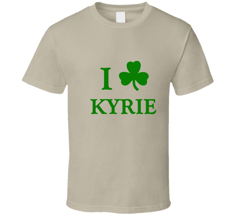 Kyrie Irving Boston Celtics T Shirt