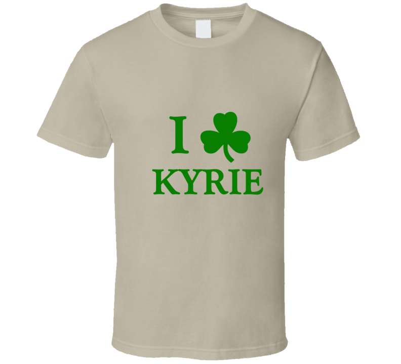 Kyrie Irving Boston Celtics T Shirt