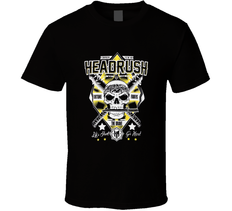 Headrush Skullbats T Shirt