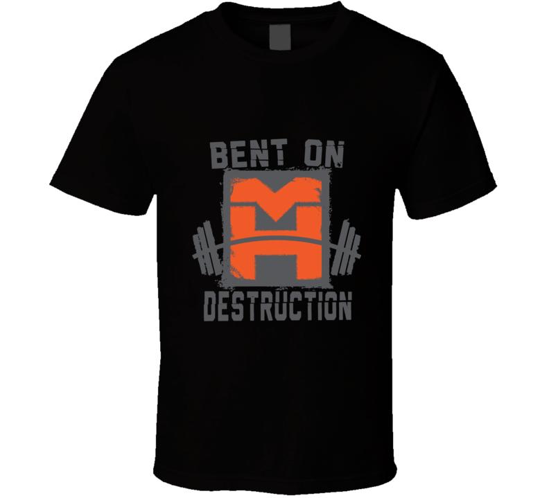 Mark Henry Bent On Destruction T Shirt
