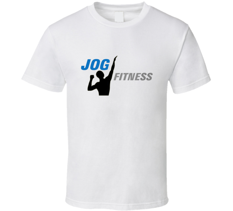 Jog Fitness T Shirt