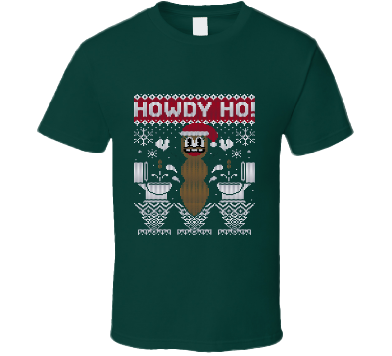 Mr. Hankey The Christmas Poo T Shirt