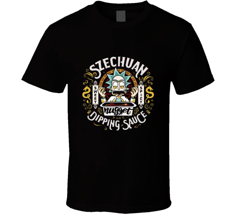 Szechuan Nugget Sauce T Shirt